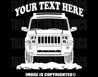 Jeep Commander Etsy
