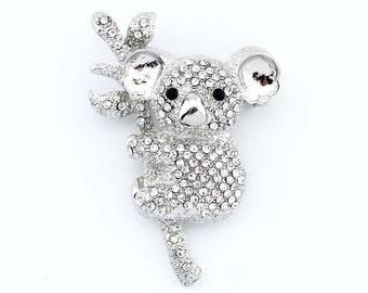 87558720751d Crystal koala bear