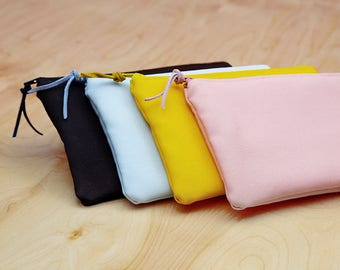 The Monochrome Collection Pouch
