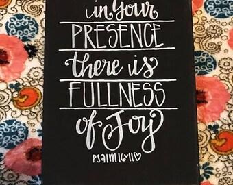 Verse Canvas