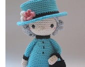 The Queen - Crochet Pattern by Amour Fou
