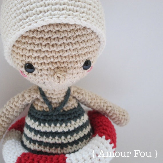 Mini Esther Crochet Pattern by Amour Fou | Etsy