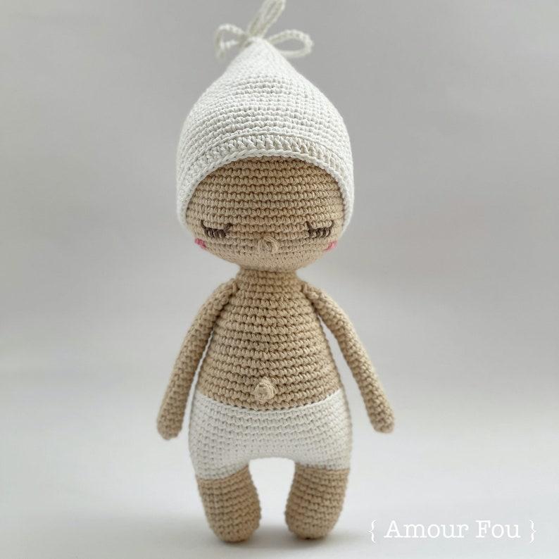 Hoki  Crochet Pattern by Amour Fou image 0