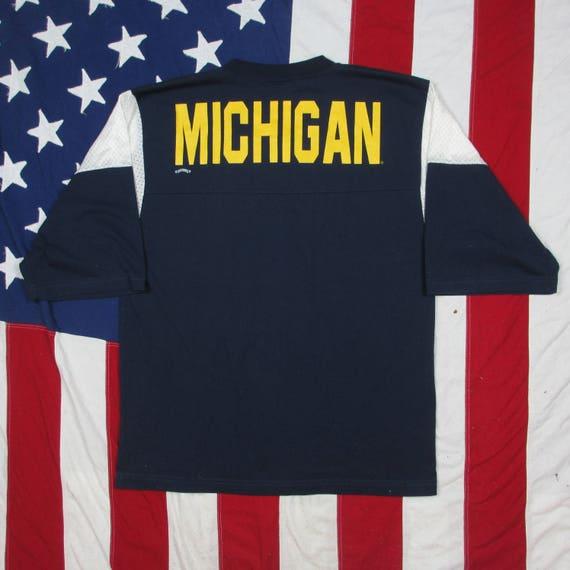 1301c673b Vintage 1990 s University of Michigan Wolverines Football