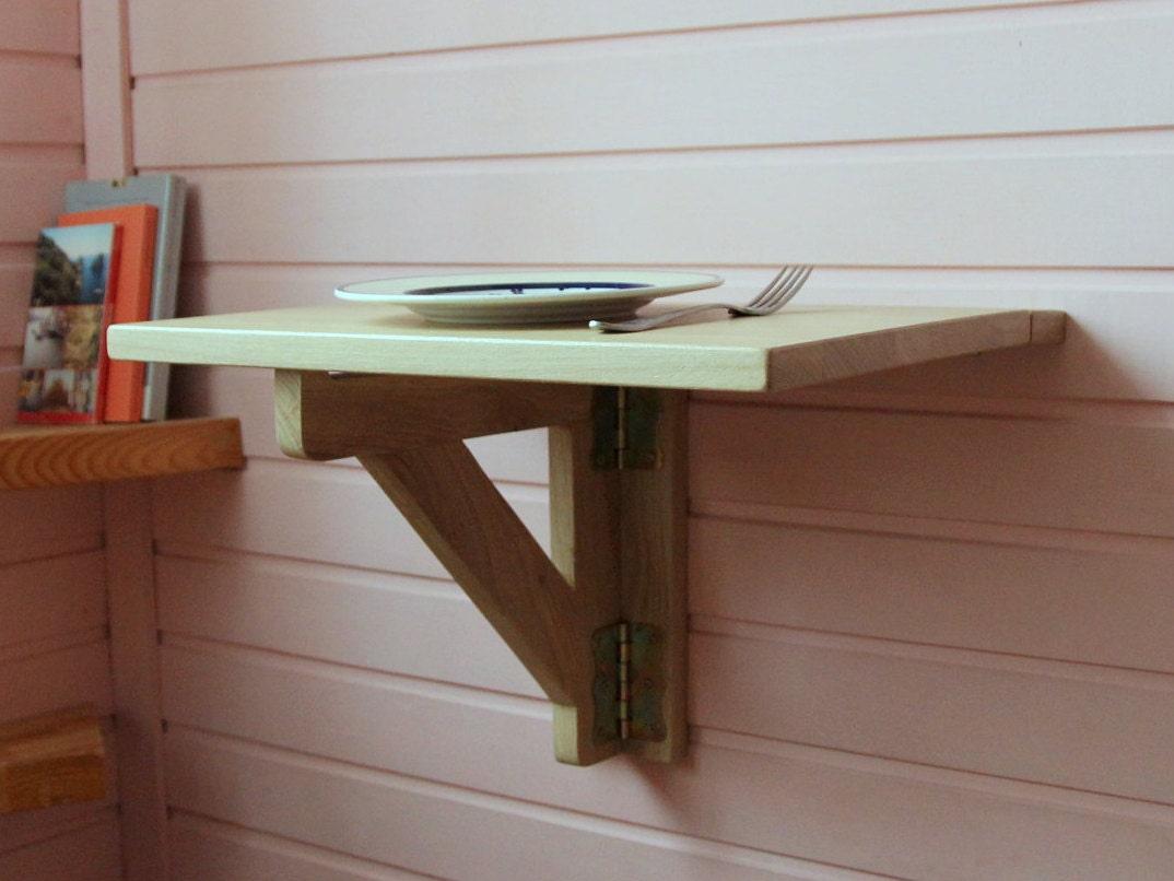 Wand montiert Tisch Schreibtisch Umklappen | Etsy