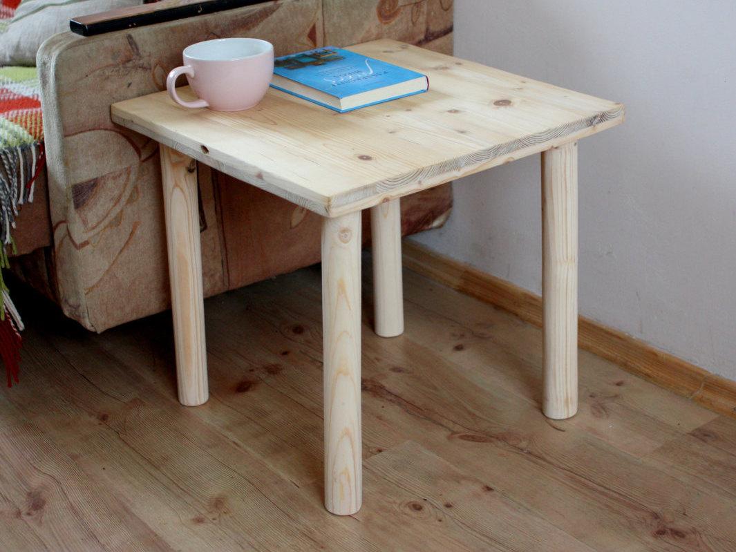 Beistelltisch Tisch Nachttisch kleinen Holztisch aus | Etsy