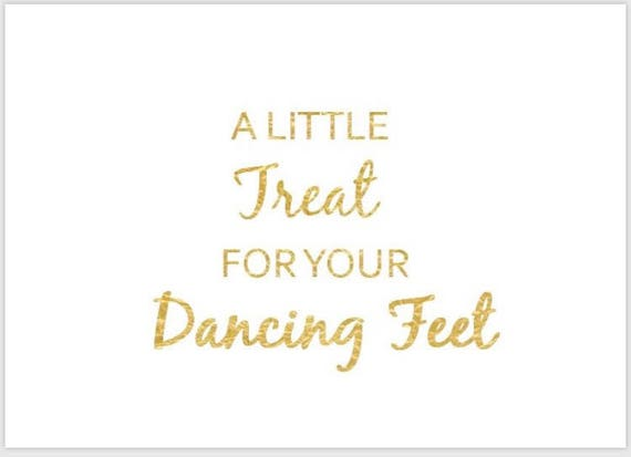 graphic relating to Printable Gold Foil named PRINTABLE GOLD FOIL 5x7 A Minor Handle For Your Dancing Toes Indication