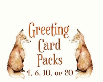 Set of Greeting Cards - You choose which cards!