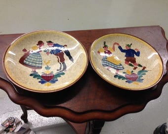 German Villeroy and Boch plates