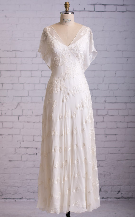 Casual Wedding Dress Simple Wedding Dress Backyard Wedding Etsy