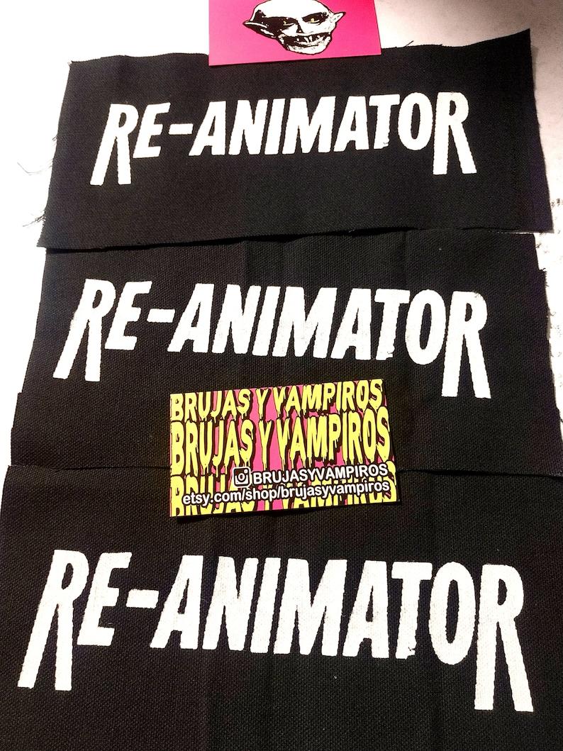 Re-Animator patch BRUJAS y VAMPIROS