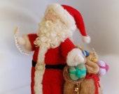 Babbo Natale, in lana fia...