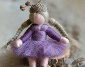 Acorn, fairytale wool aco...