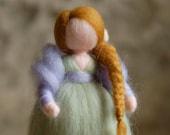Daphne, wool fairytale inspired Waldorf