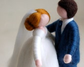Newlyweds, wool fairy tal...