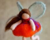 Butterfly, fairytale wool...