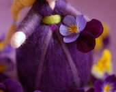 Violetta, in fairytale wo...