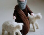 Shepherd, fairy tale wool...