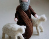 Shepherd, nativity scene ...