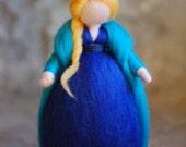 Meg, Wool fairy tale insp...