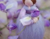 Wisteria, Wool fairy tale...