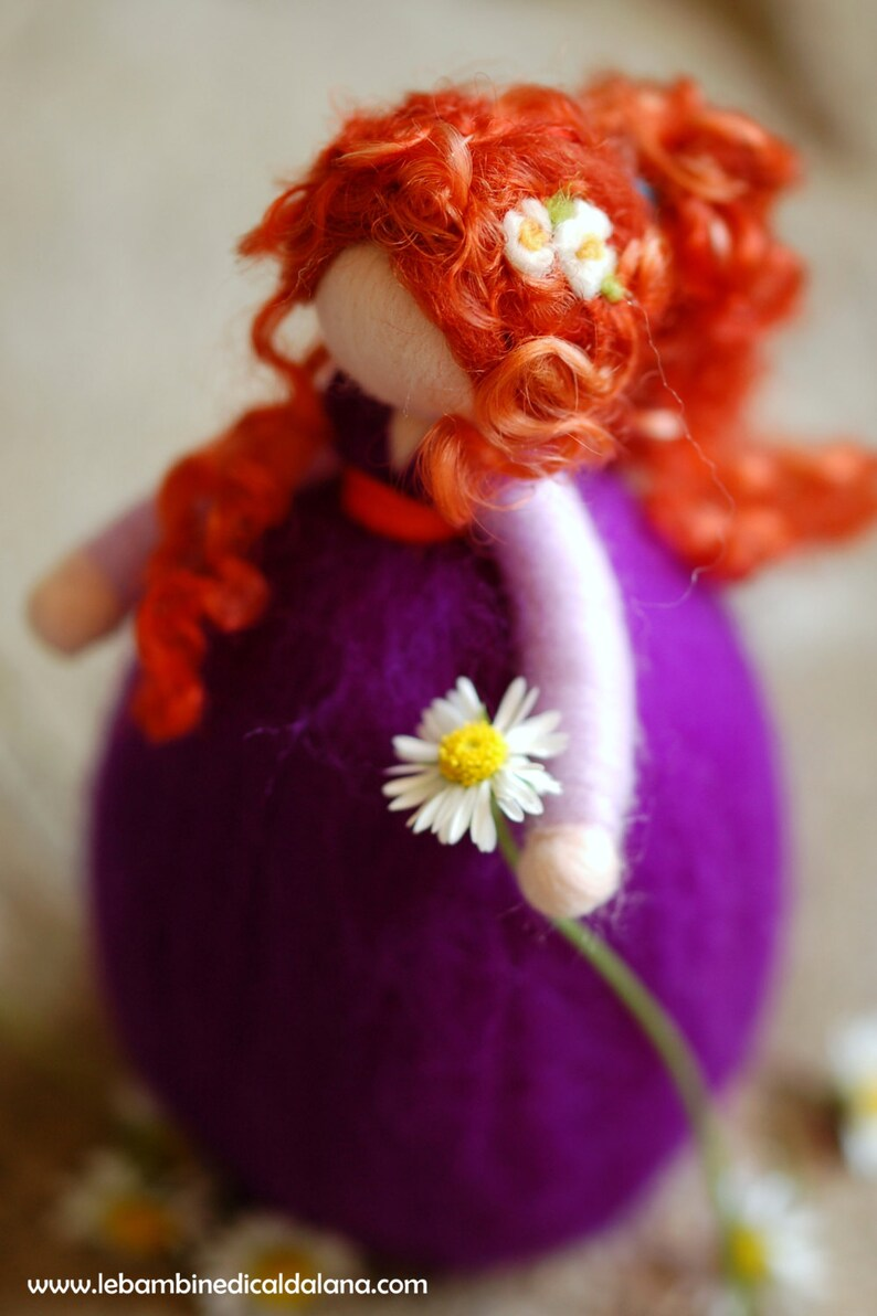 Maya fairy tale wool Waldorf inspiration image 0