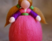 Tàti, wool fairytale inspired Waldorf