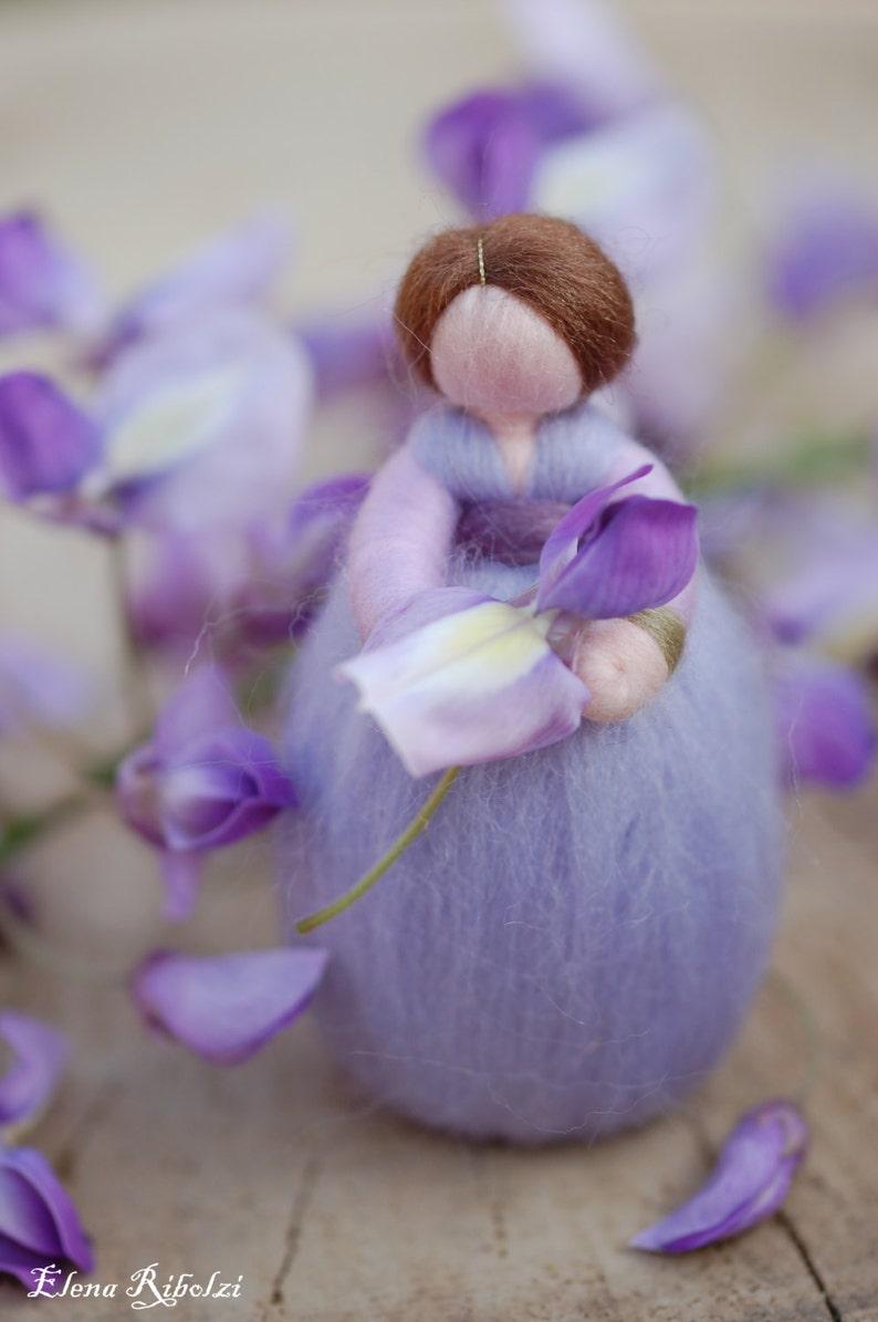 Wisteria Wool fairy tale Waldorf inspiration image 0