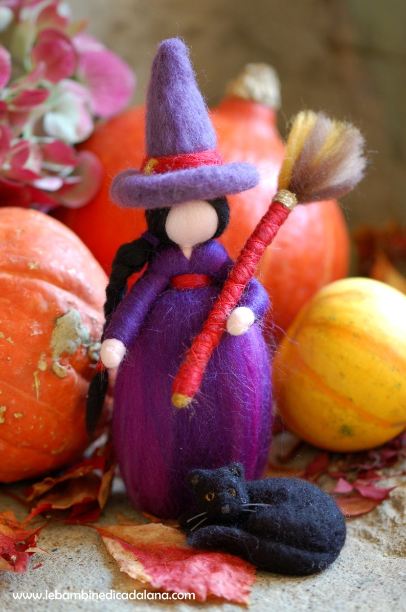 Streghetta wool fairytale inspired Waldorf image 0