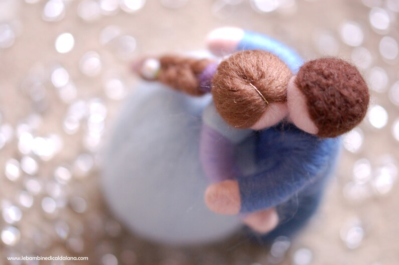 Me &You wool fairy tale Waldorf inspiration image 0