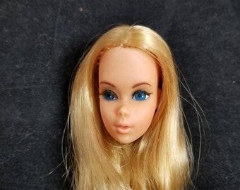 1e148e66fc Walk Lively barbie head only