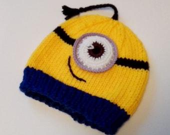 42e319da518 Mittens gloves Minions for children 2-4