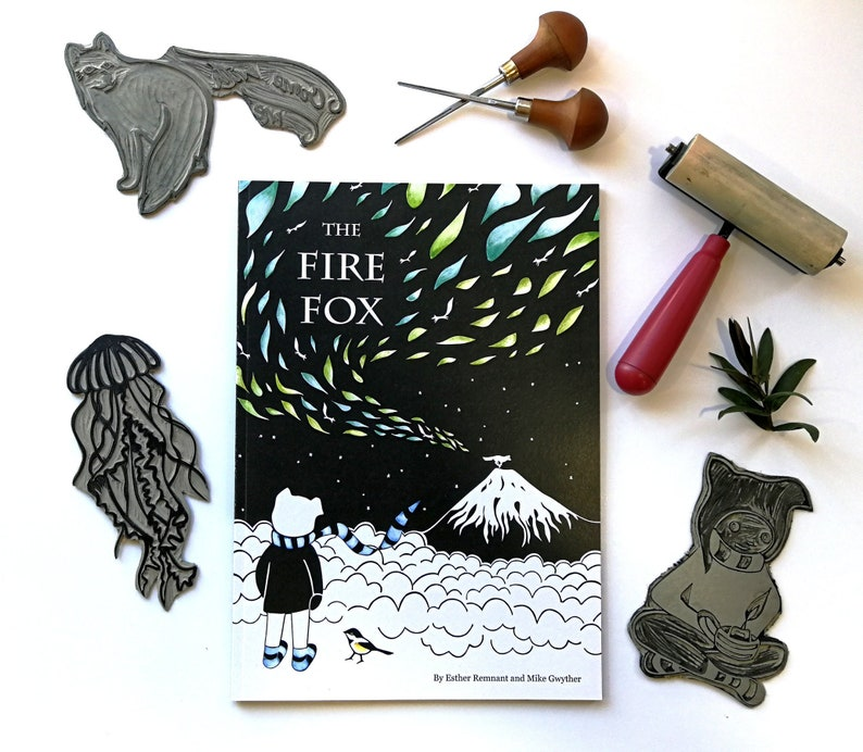 The Fire Fox  A beautiful children's book for all ages  image 0