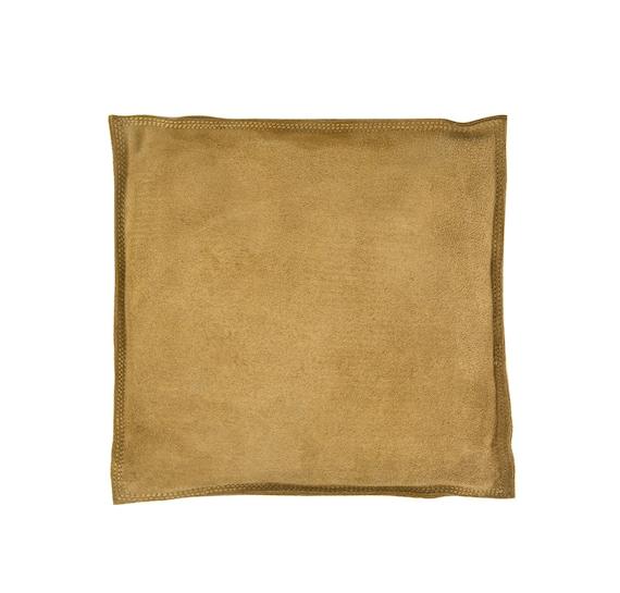 "Jewellers Leather Cushion Round Sandbag Sand Bag 6/"" Metal Working TQS1436"