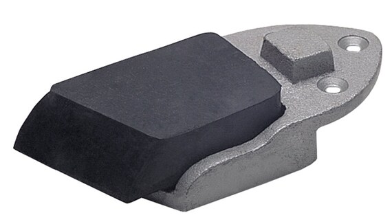 All-Purpose 2 lb Steel Anvil w//Chrome Finish Jewelry Making Metal Forming Stamping Surface