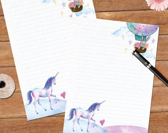 Magical world - A5 size - 12 sheets