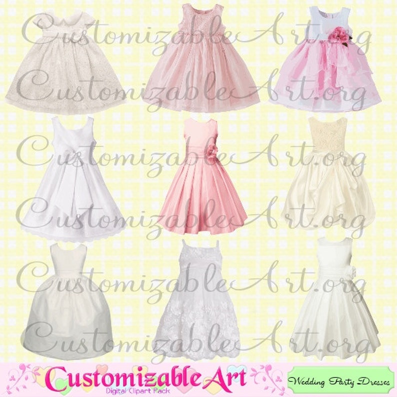 43bda9686c Suknia ślubna clipartów cyfrowej sukni ślubnej Panna Młoda