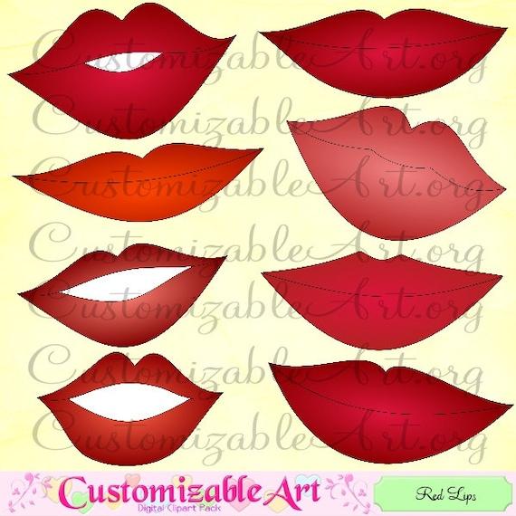 Red Lips PNG Clipart Best WEB Clipart   Lipstick art, Clip art, Lip  wallpaper