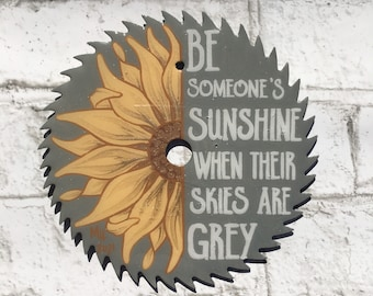 Saw Blade Painting Etsy
