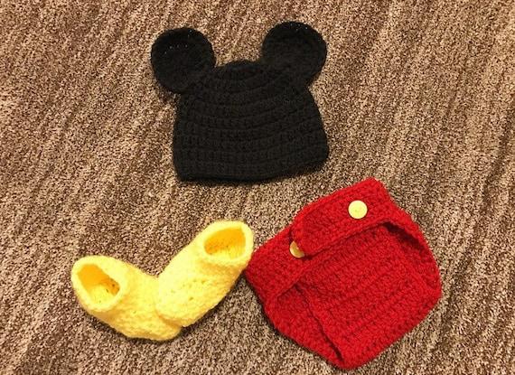 Mickey Maus/Baby Shower Geschenk/Fotografie