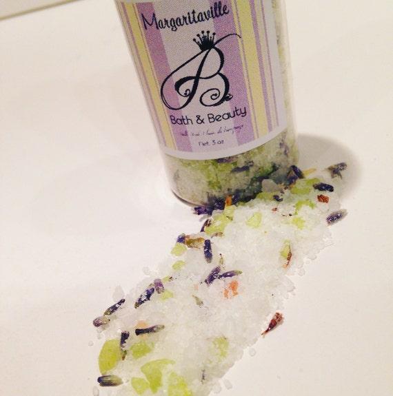 MARGARITAVILLE - Artisan Mineral Bath Soak