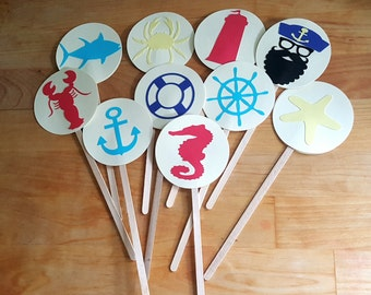 10 Nautical Hipster Drink Stirrers