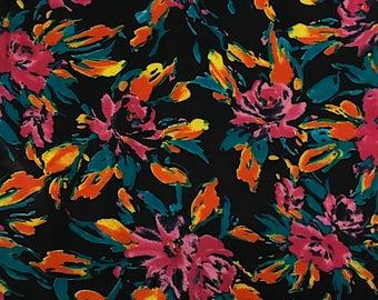 99b1ec865 Printed Rayon Challis Fabric 100% Rayon 53/54