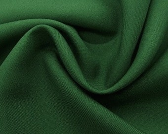 Hunter Green Poplin Fabric Polyester Solid 60/'/' Table Covers Decoration Apparel