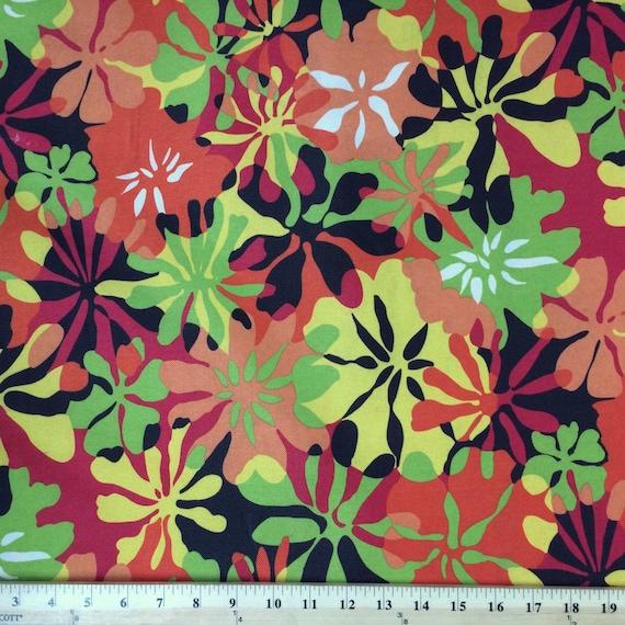 "60/"" Wide ORANGE Canvas 600 Denier Waterproof outdoor fabric BTY"
