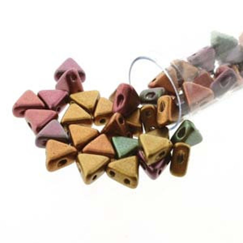 6mm 9 Gram Tube Par Puca KHP06-00030-01640-TB Crystal Violet Rainbow Kheops