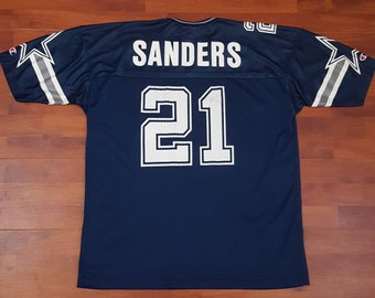 buy online 868b8 420d2 Deion sanders jersey | Etsy
