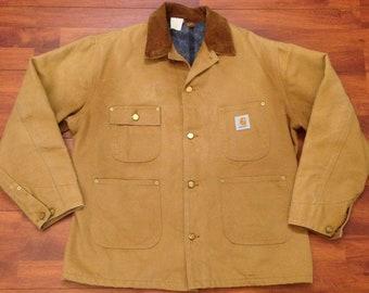 db9869ac7 Carhartt coat   Etsy