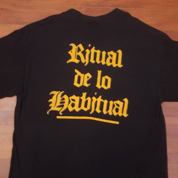 1989 1990 Janes Addiction Ritual De La Habitual T… - image 4