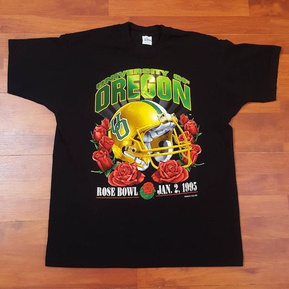 90's Salem Sportswear University of Oregon Rose Bo